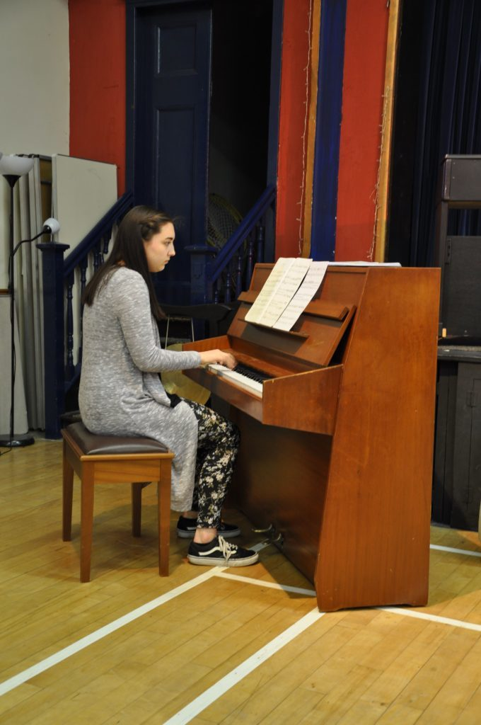 Nastassja Alberti performed in the advanced piano solo category, earning herself the Tourist Board Cup