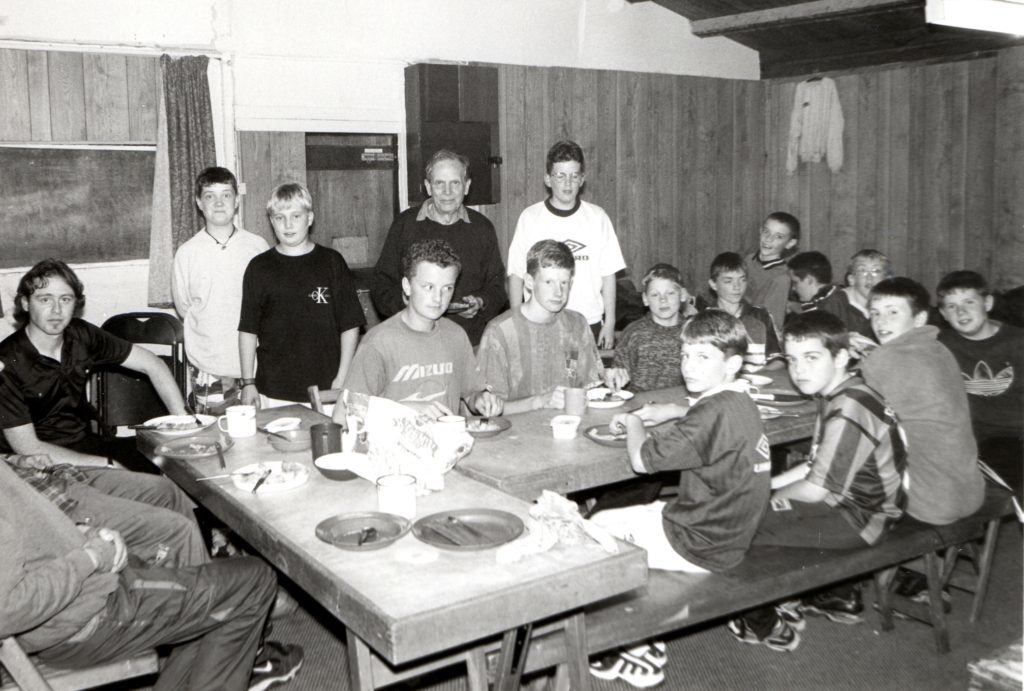 The 24th Glasgow (Bearsden) Scout troop enjoyed three days on Arran, camping out in a dilapidated hut called Brandyburn Cabin above Lamlash, the group also visited Catacol where the troop made their first camp in 1913.