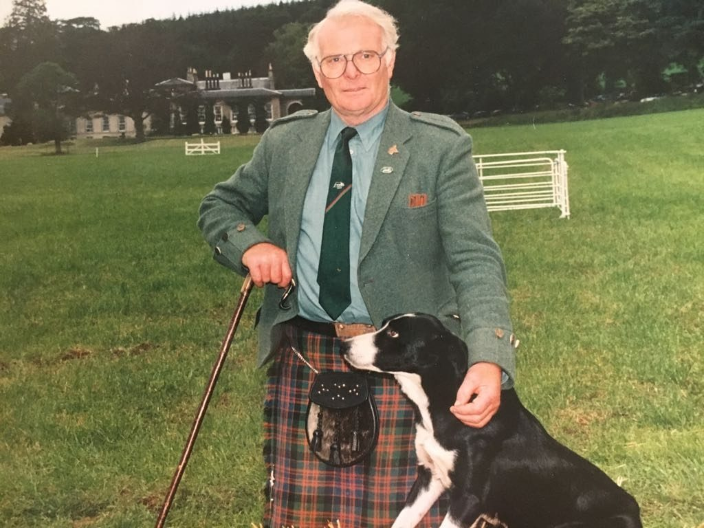 MAY - Arran mourns the loss of William Wilson McConnell, father of first minister Jack McConnell and well-known and well-liked Arran personality.