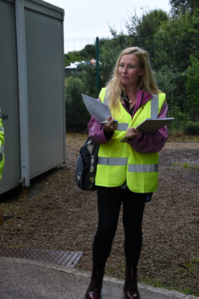 Arran Eco Savvy project coordinator Ruth McLaren sought clarity on a number of questions poised by Eco Savvy members.