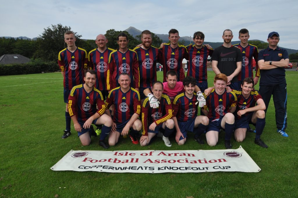 Northend ahead of their historic first cup final.