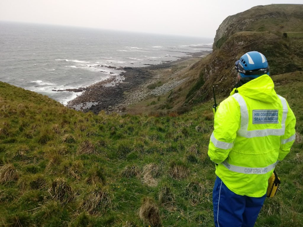 HM Coastguard has played a vital part in a number of coastal rescues this year.