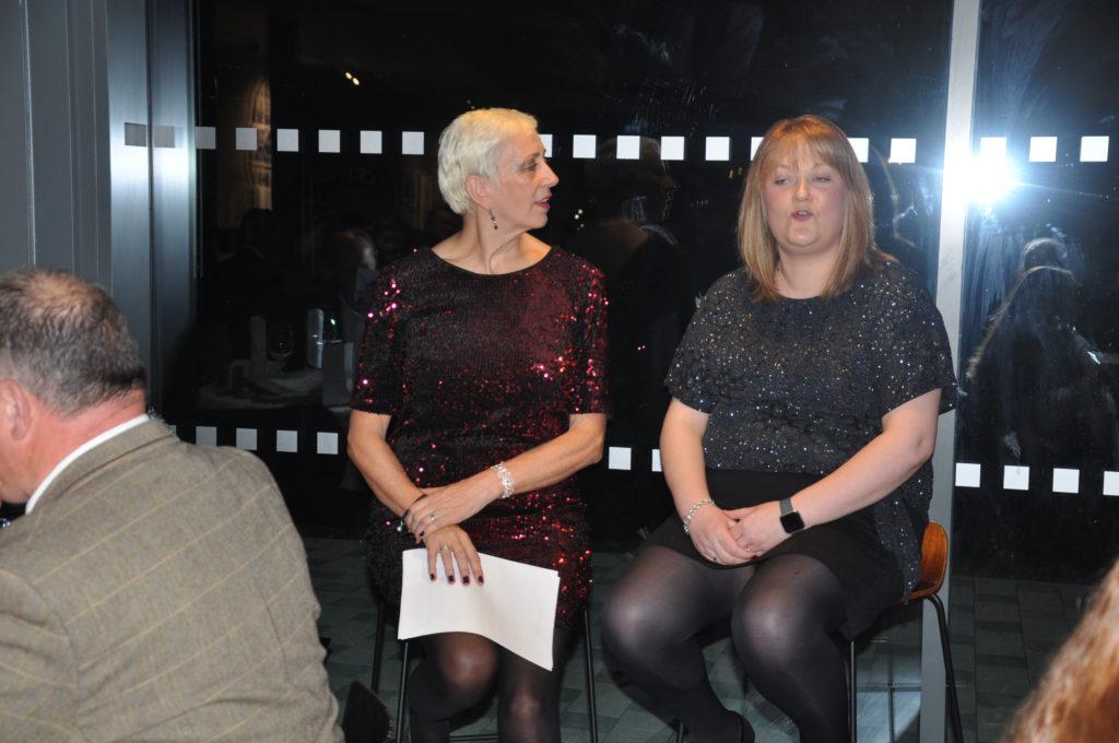 Sheila Gilmore interviews Alix Basford who has been on a HIT Scotland scholarship course.
