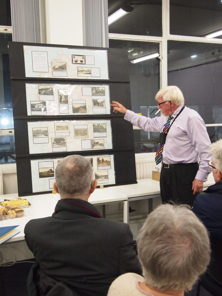 Stuart's tells the story of Arran's postal history.