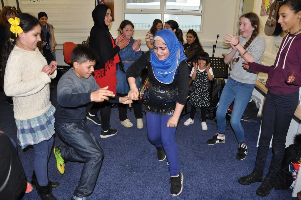 Council welcomes 60 more Syrians to North Ayrshire