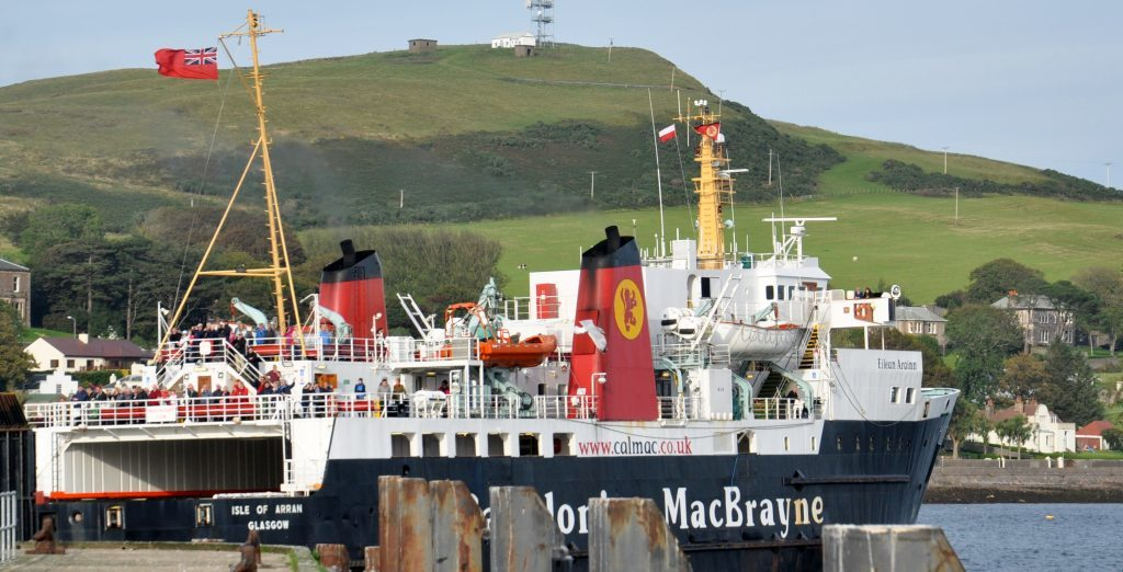 Booking system has 'fundamental flaw' ferry AGM audience is