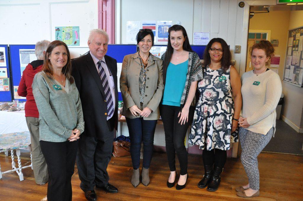 Volunteers honoured at special event