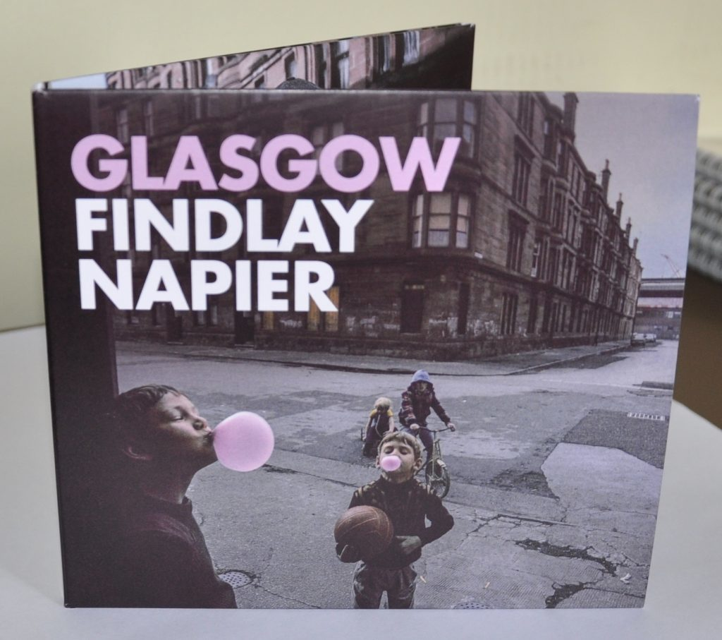 Glasgow is a homage to Findlay's adopted home