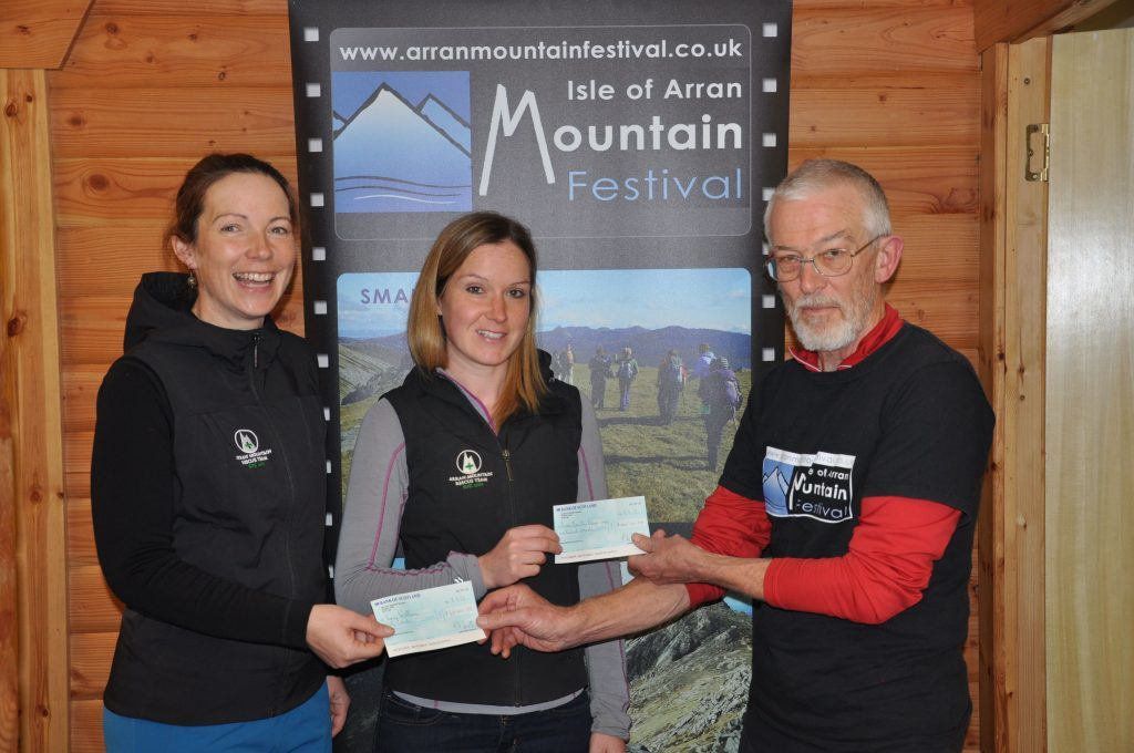 Festival boost for local charities