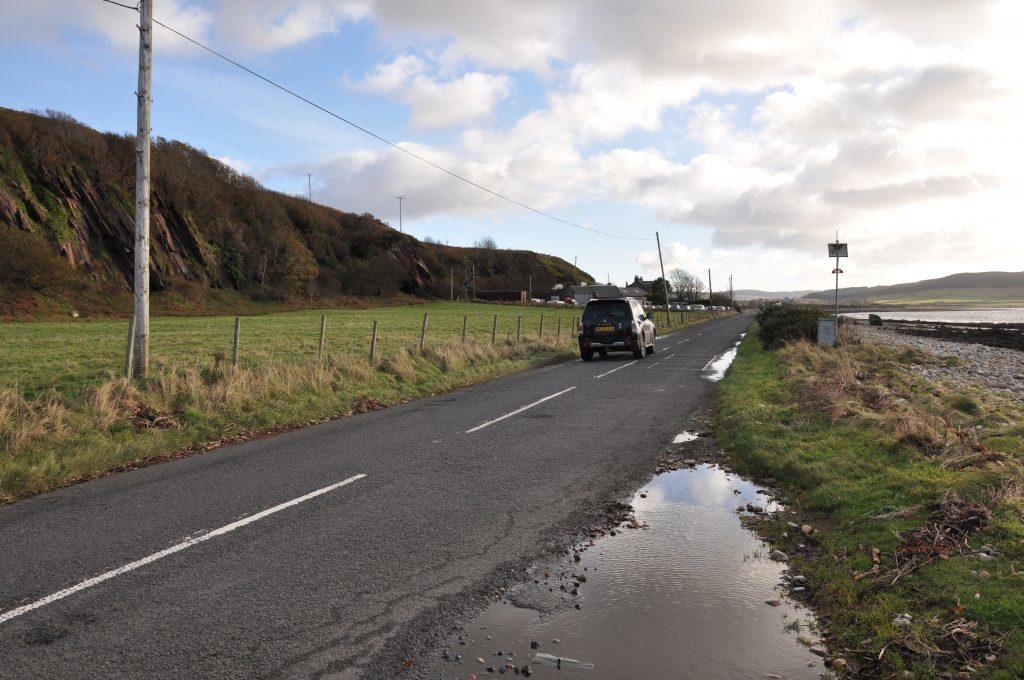 Breaking News: Machrie slipway plan refused