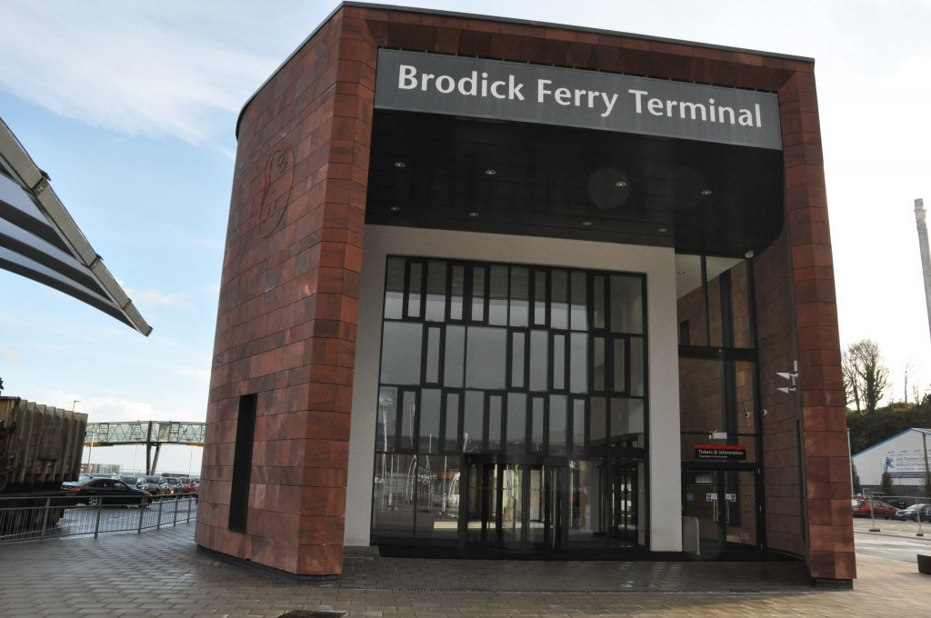 Ironing out teething troubles at terminal