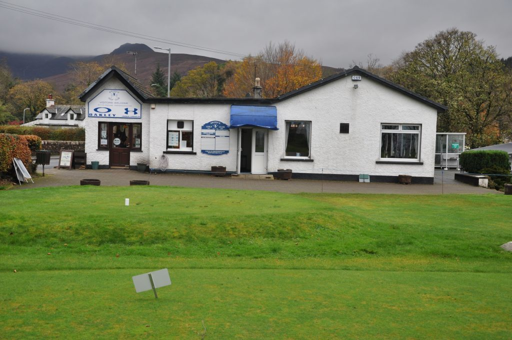 Offer on the table to buy Brodick Golf Club