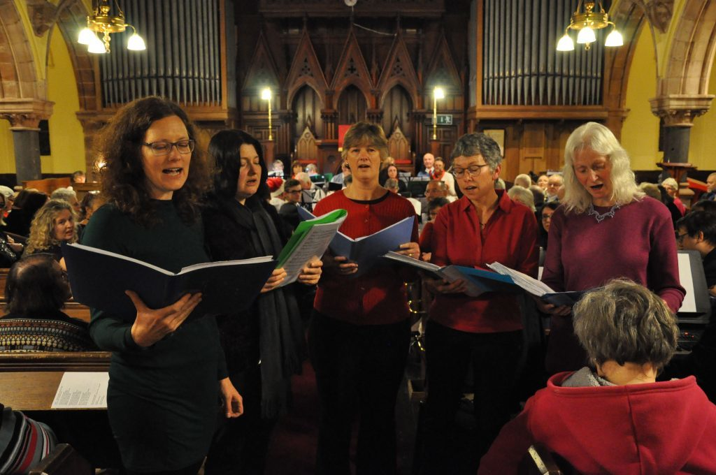 Christmas joy at uplifting carol concert