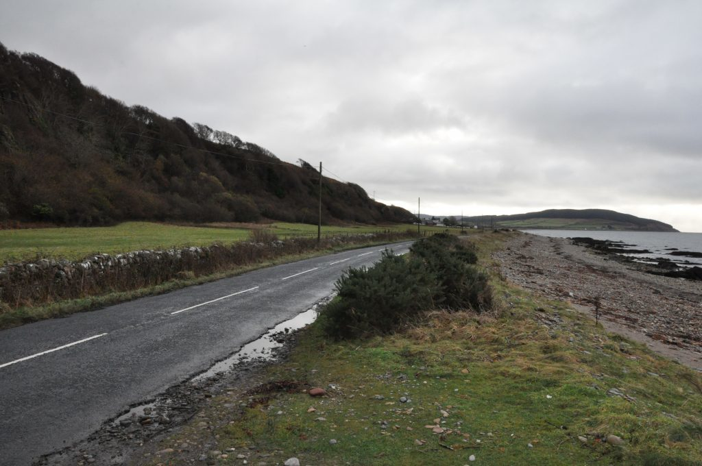 Mixed reaction as planners reject Machrie slipway plan