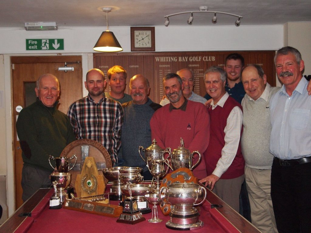 Arran Banner golf – week 49