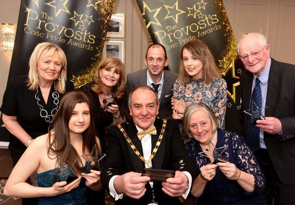 Community heroes sought for Provost's Civic Pride Awards