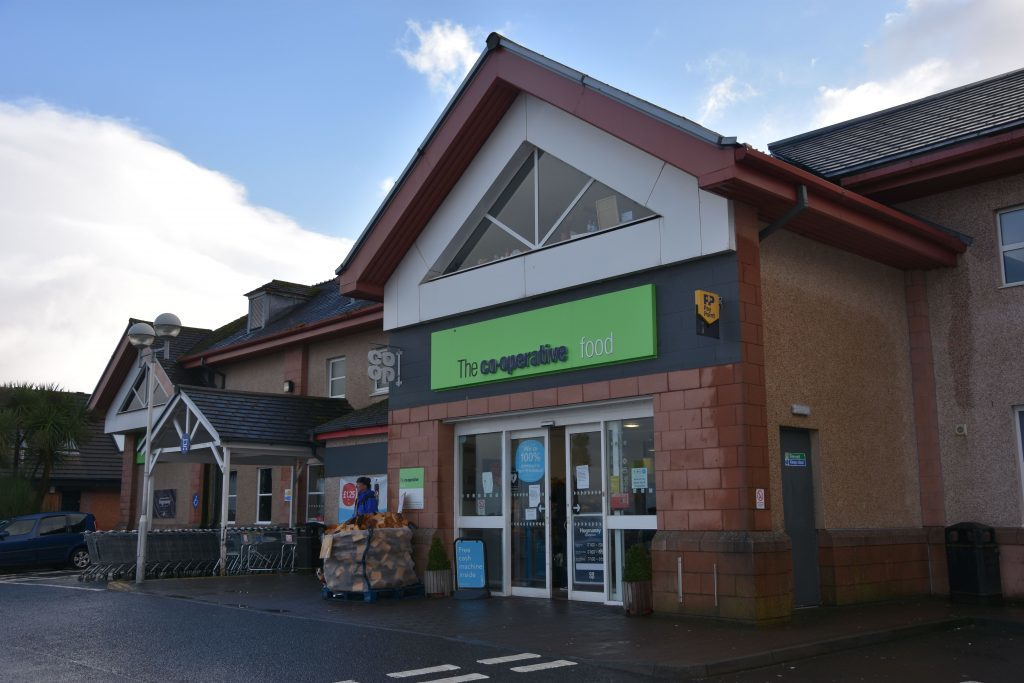 Major revamp for Brodick Co-op