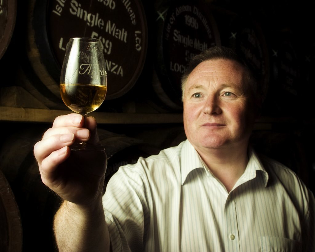 An Arran master distiller's guide to Burns Night