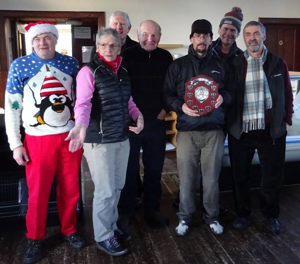 Arran Banner golf – week 01