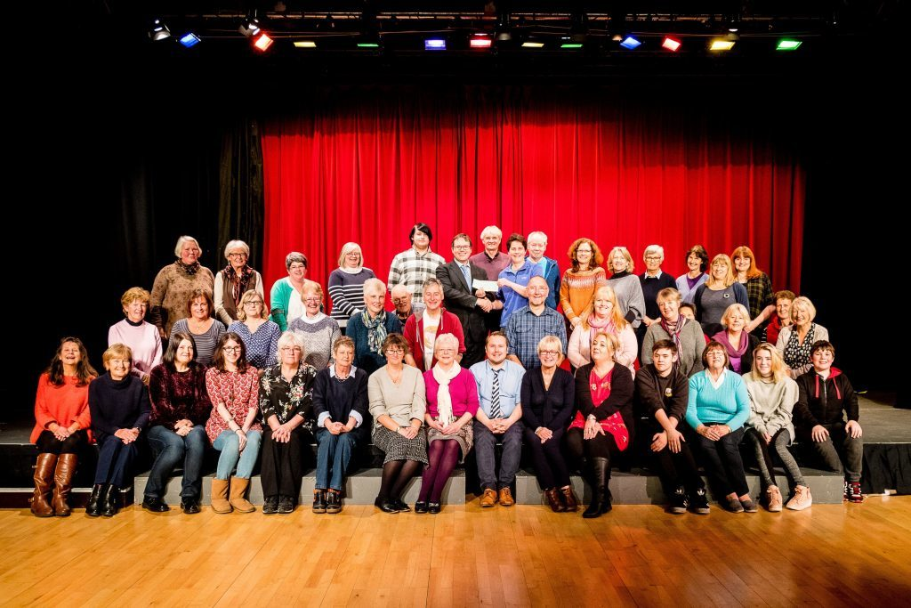 Arran soul choir breathes life into defib project