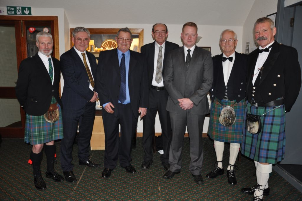 Memory of Rabbie lives on in Lamlash