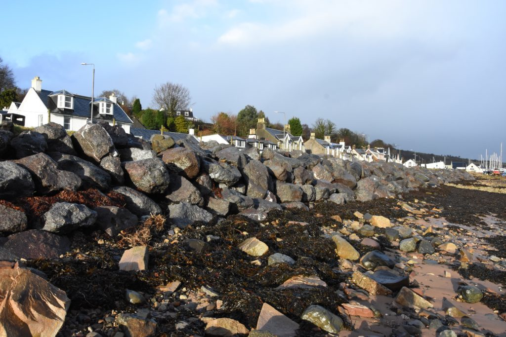 Fight launched to protect Arran's shoreline
