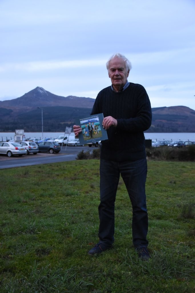 Leading artists give their impressions of Arran