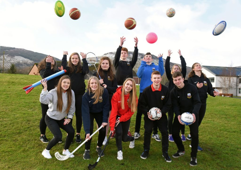 The ball's in the air for sports title