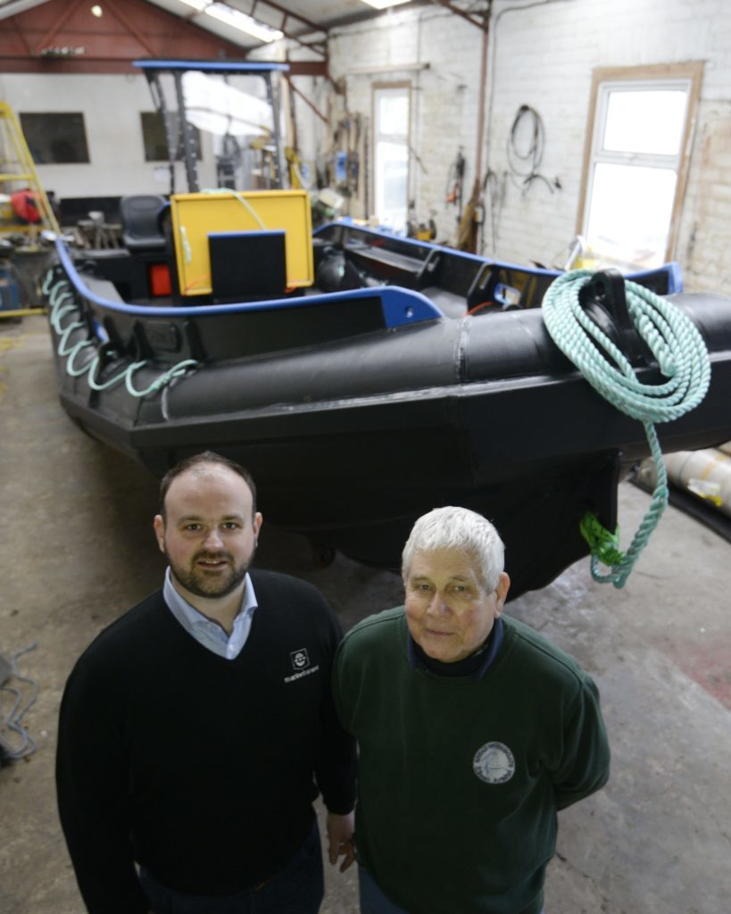 Multiple order is big boost for boat firm