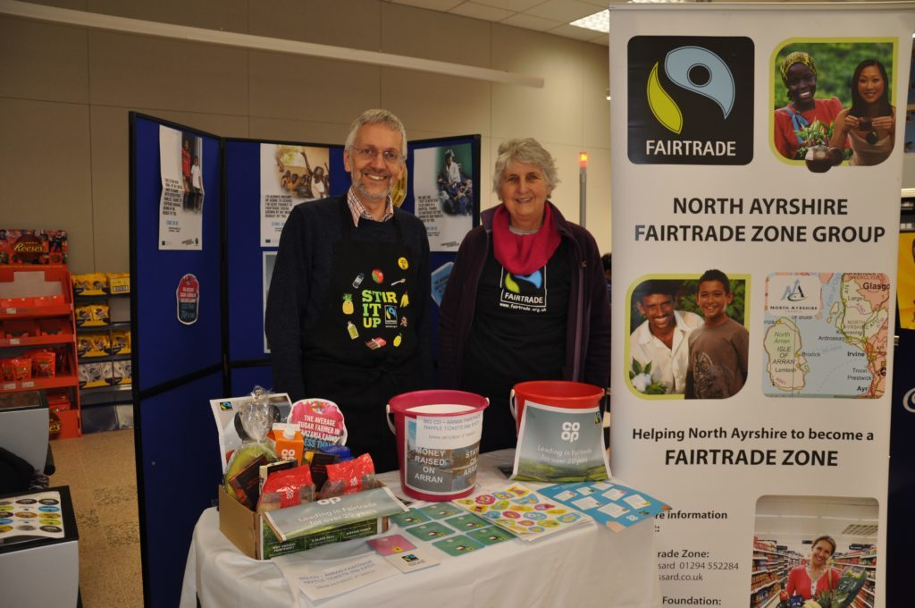 Focus on Fairtrade fortnight