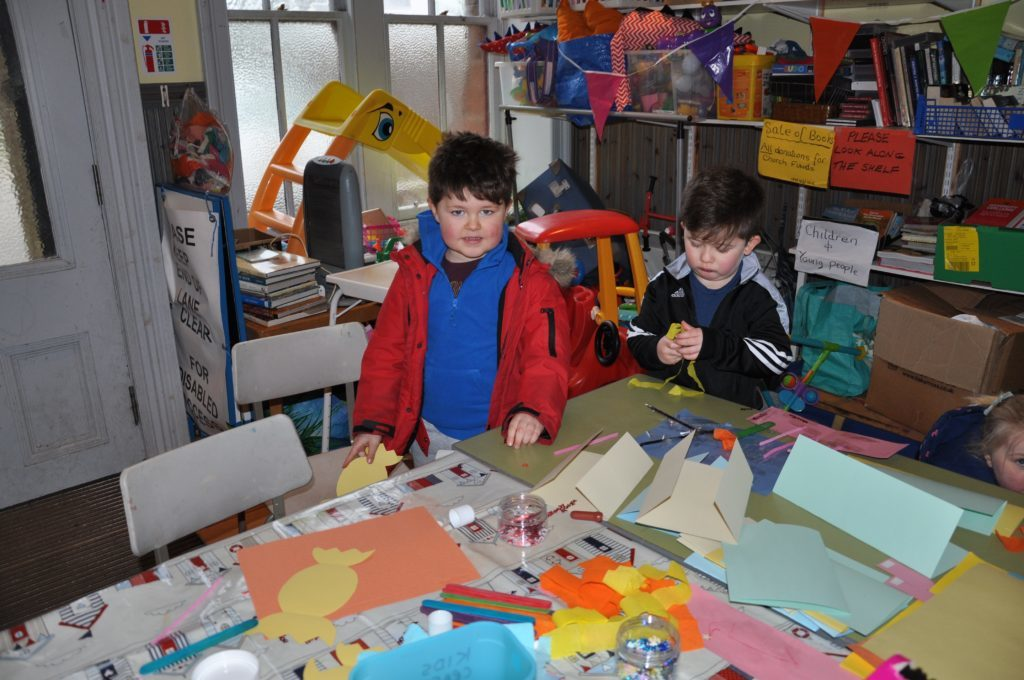 Early years spring fayre