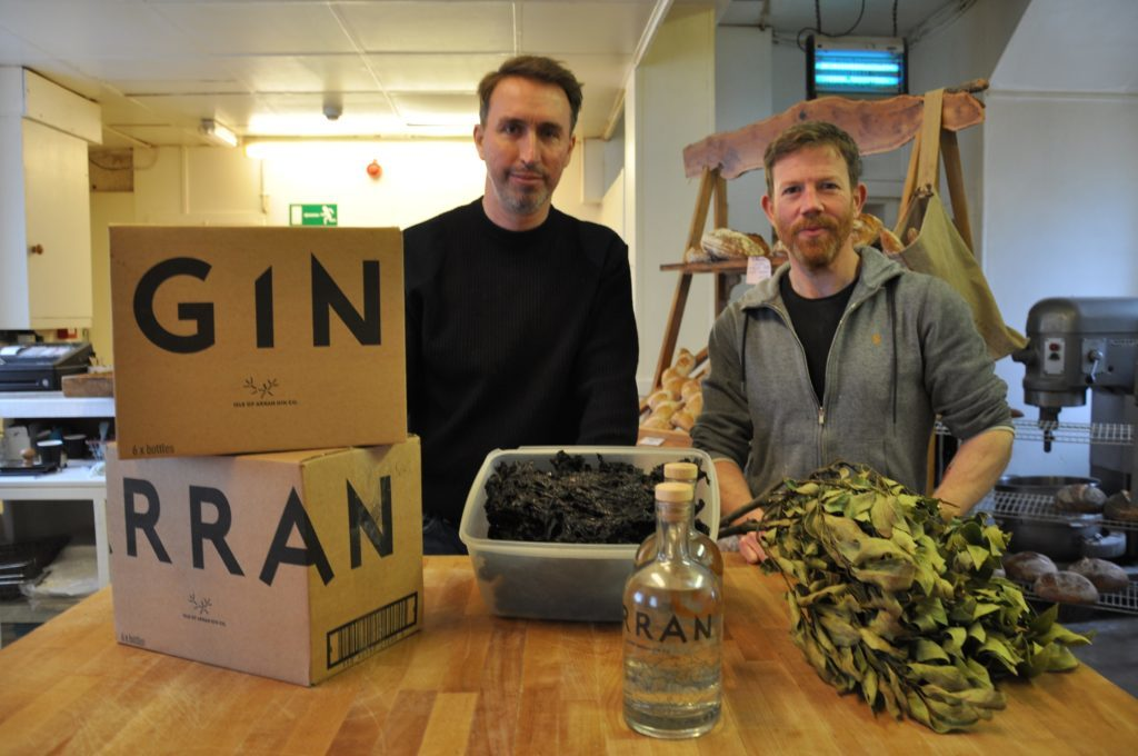 Putting Arran on the gin map