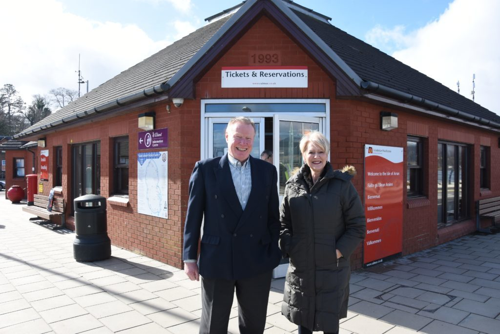 Community interest as former ferry terminal is put up to let