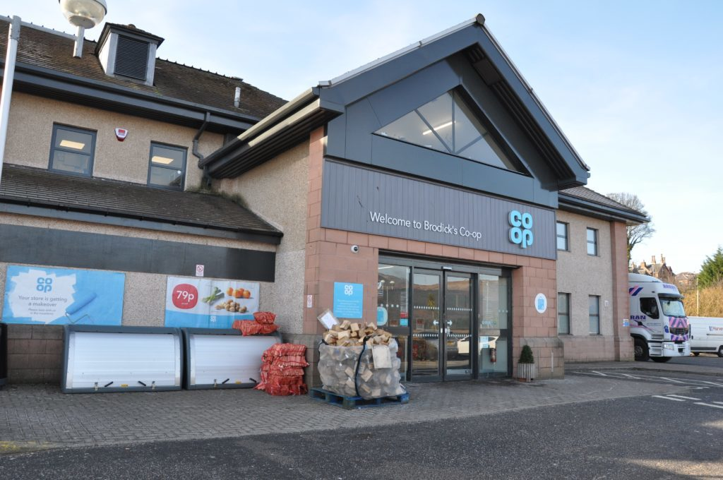 Brordick Co-op unveils £1 million overhaul