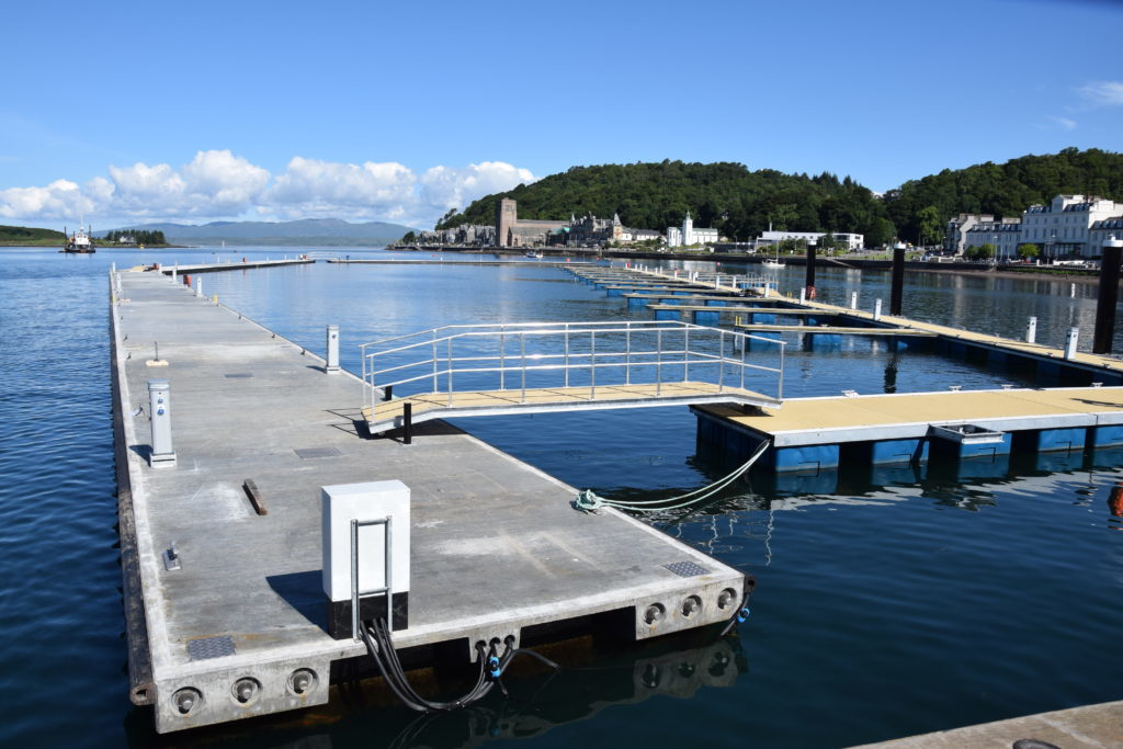 Marina aims to breathe life into old harbour