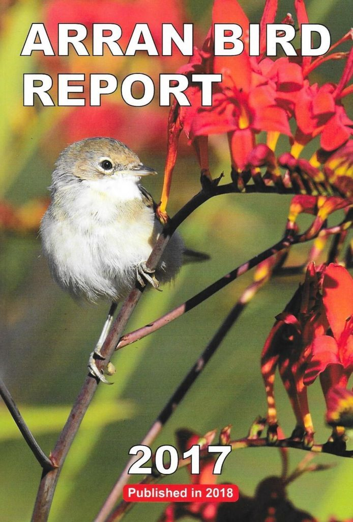 Annual bird report hits the shops