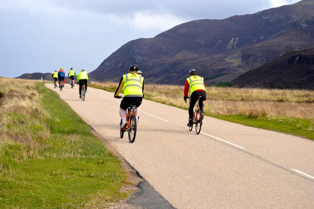 Call for cycle ban on danger roads