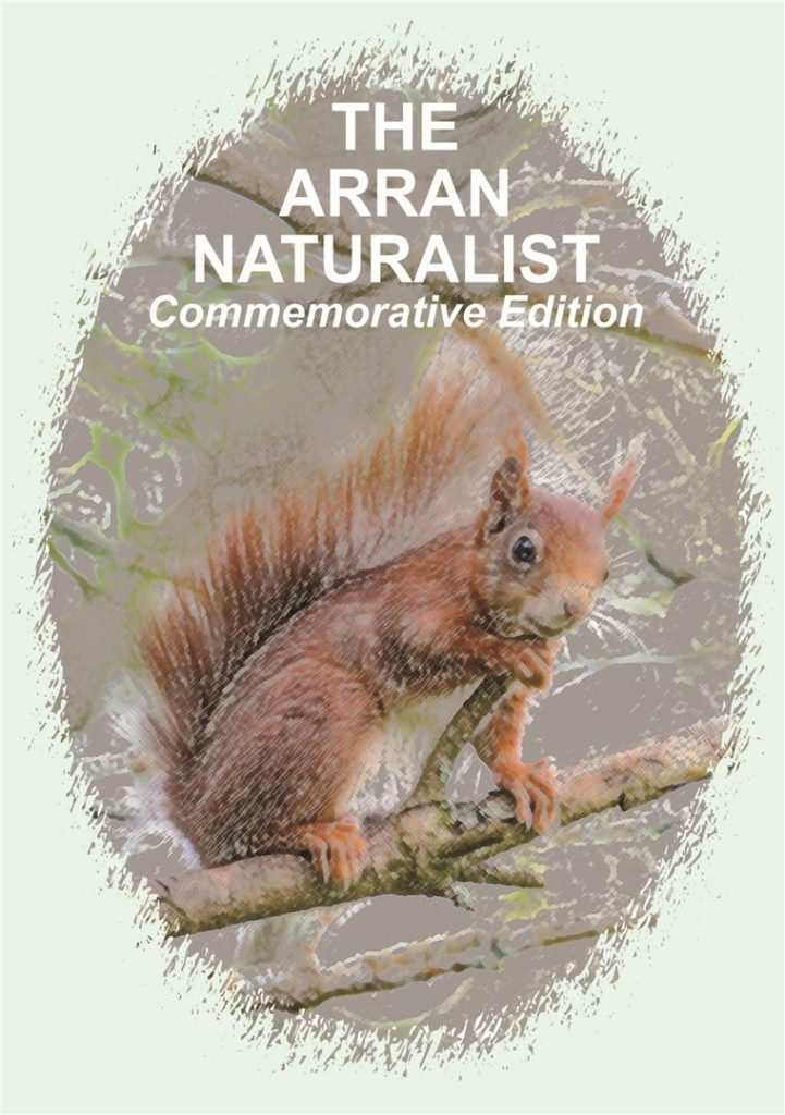 The Arran Naturalist commemorative edition
