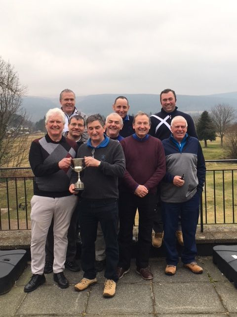 Brodick end Lamlash grip to lift AGA Duncan Trophy