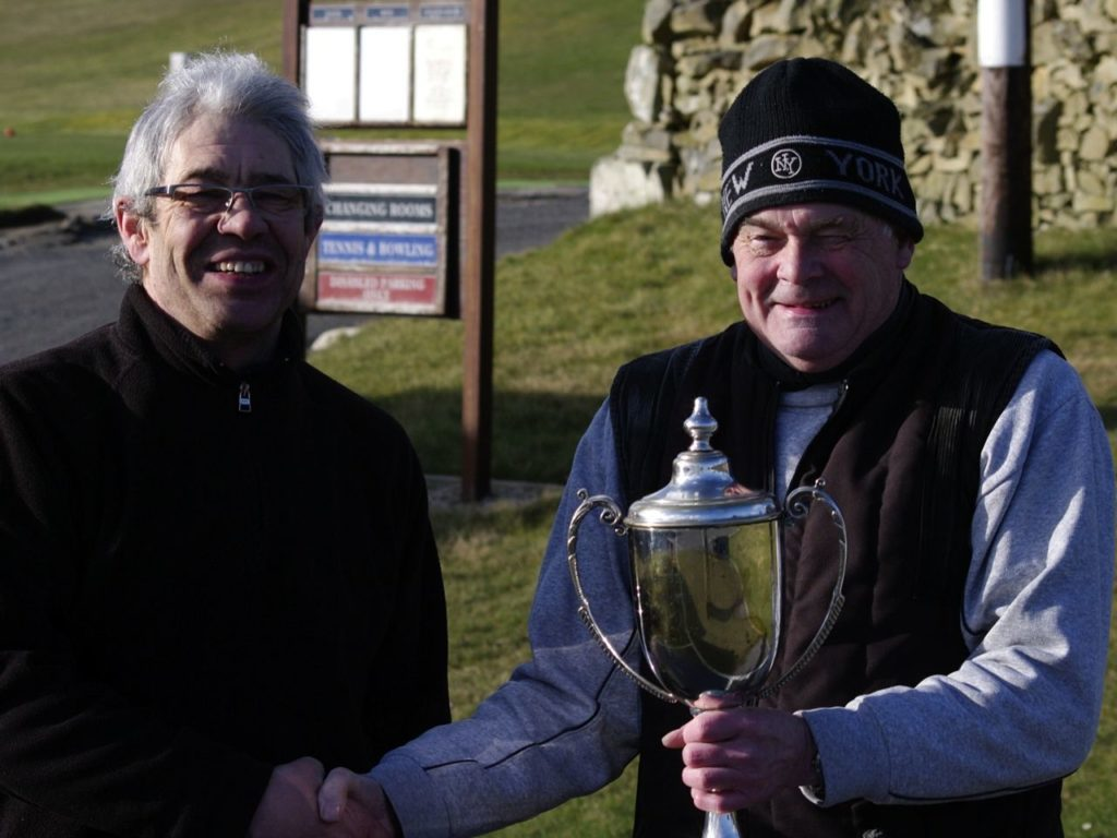Arran Banner Golf – week 12