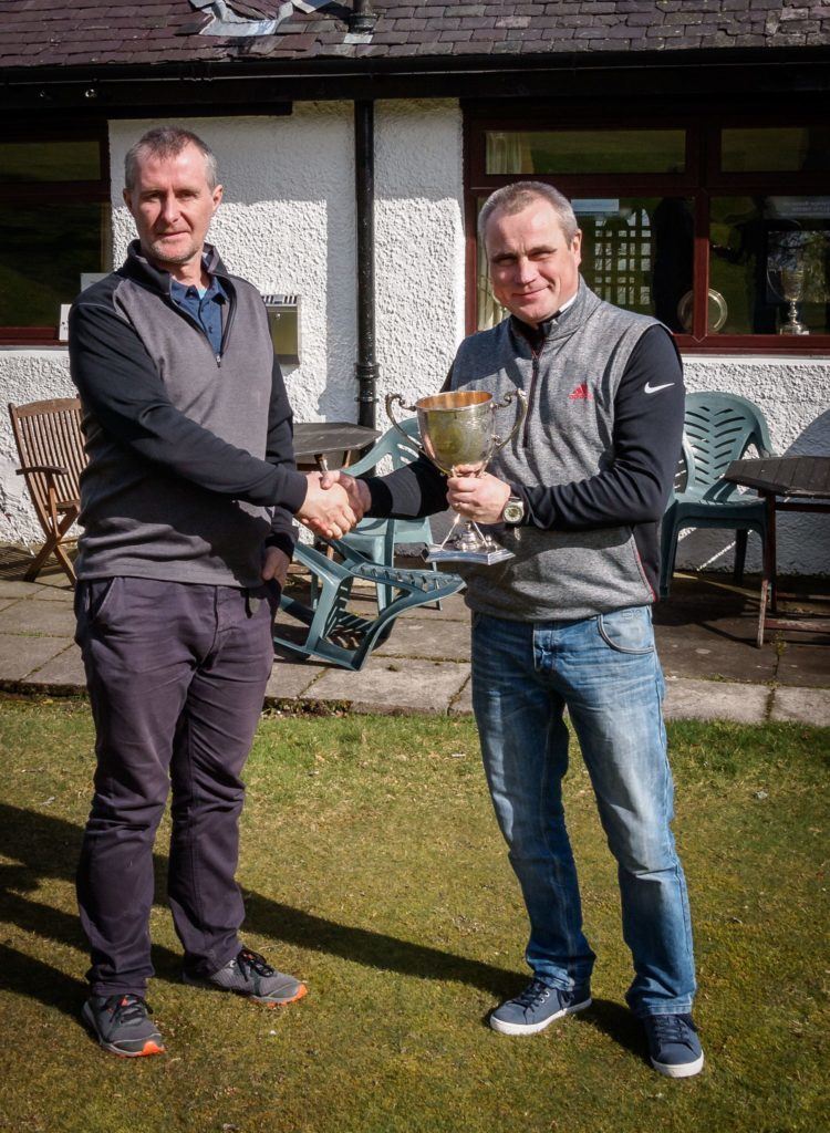 Arran Banner golf – week 13