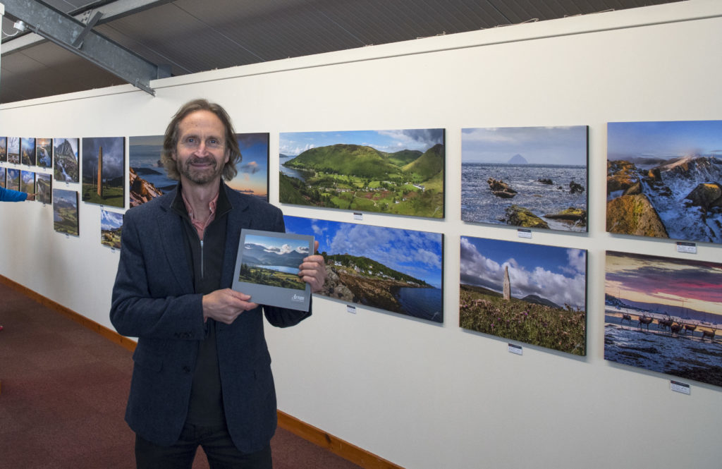 New Arran picture book is 20 year labour of love