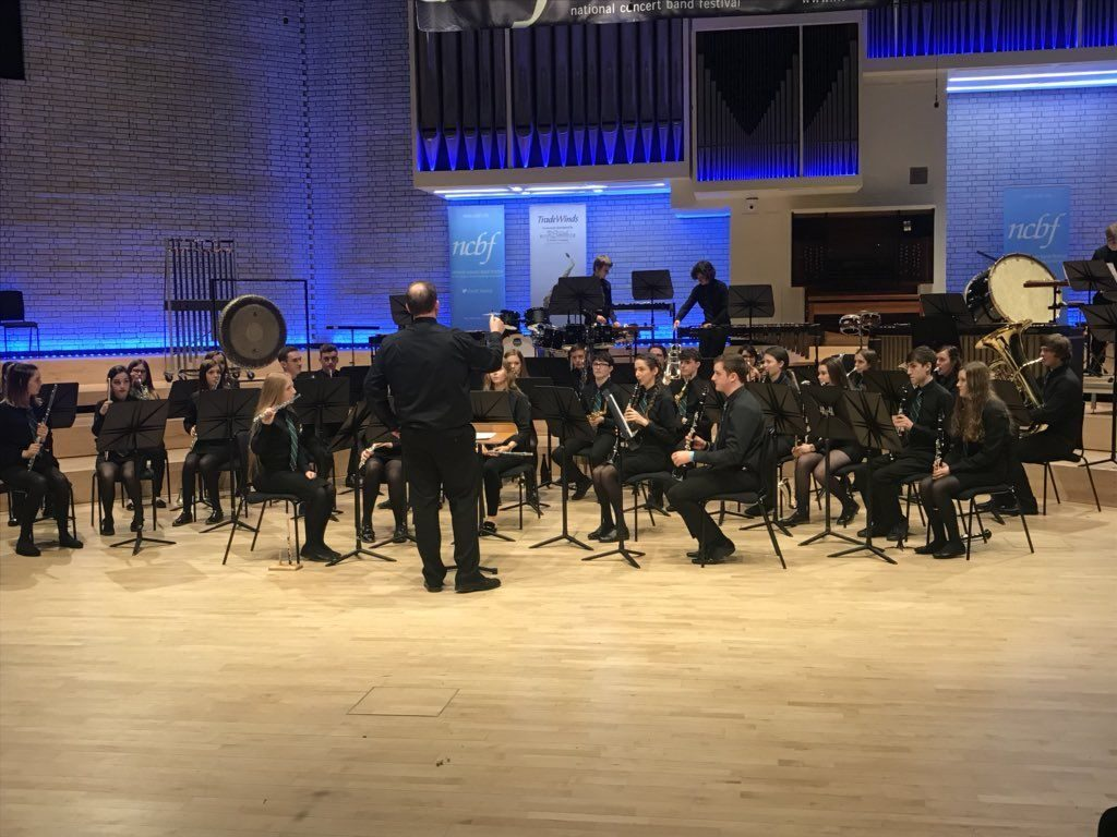 Arran's young musicians help to bring home gold
