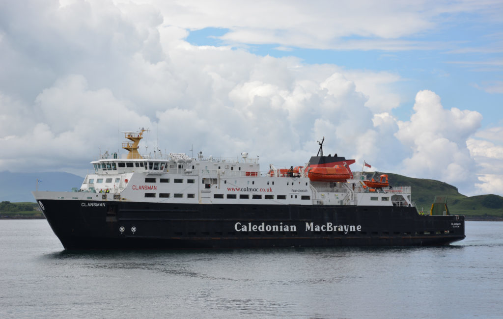 Repair complications require CalMac fleet reshuffle