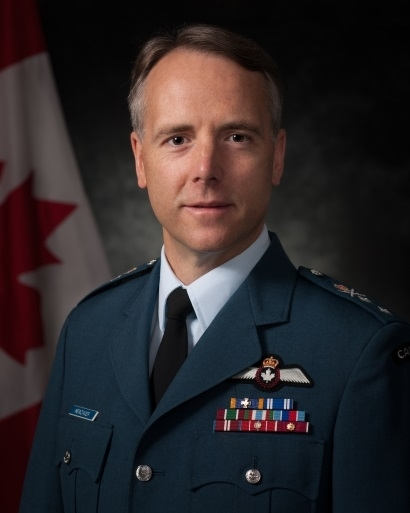 New Canadian Commander has close ties with Arran
