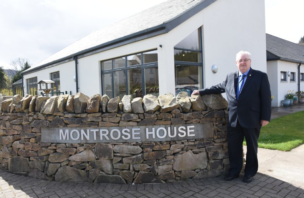 Momemtum growing for dementia-friendly Arran