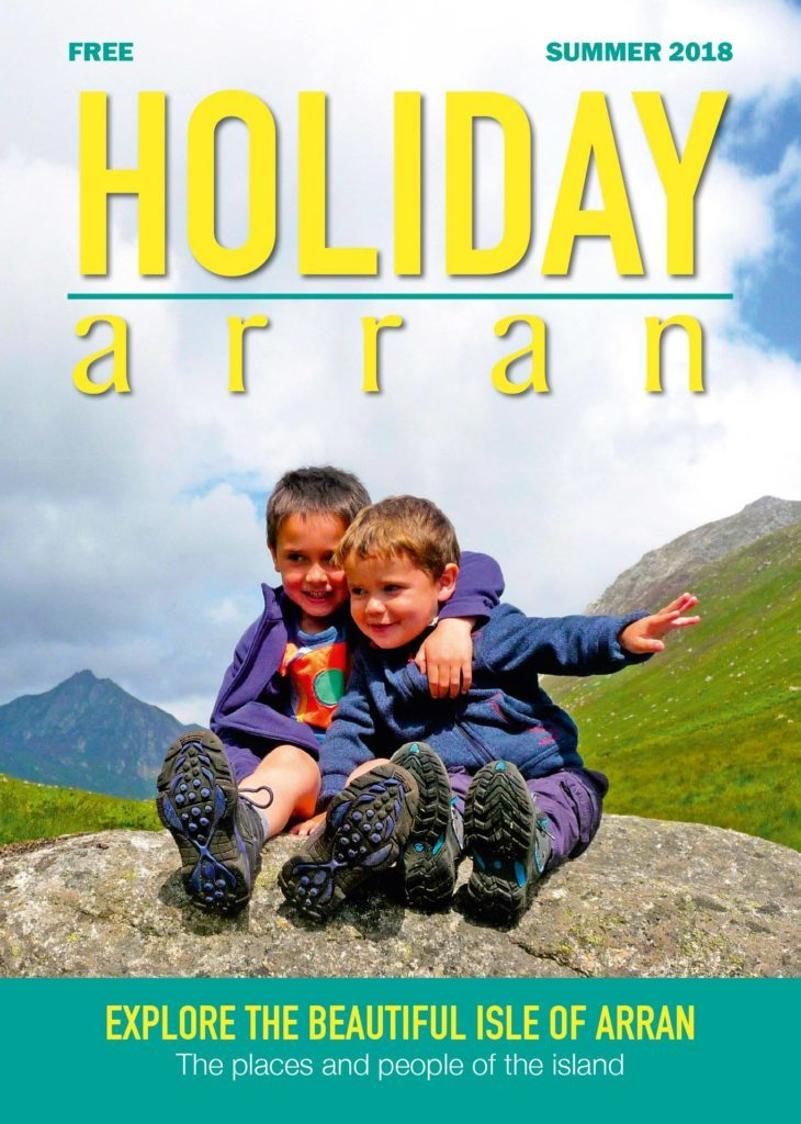 Holiday Arran is here