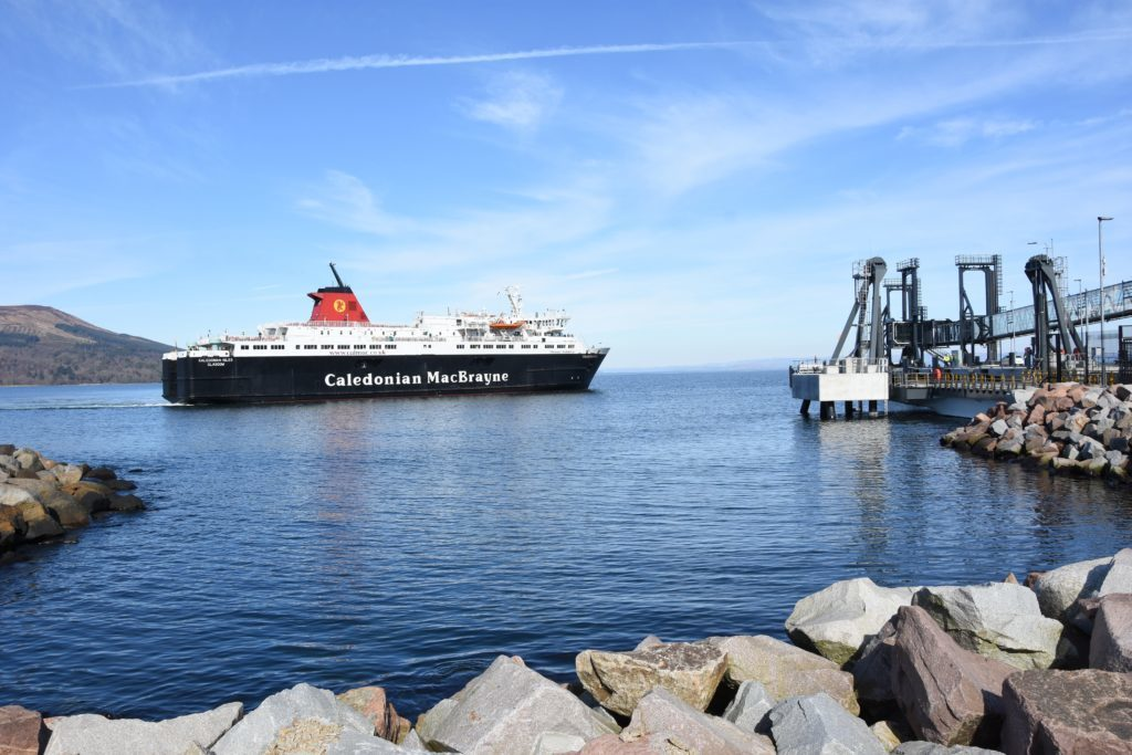 CalMac train bid is 'speculation'