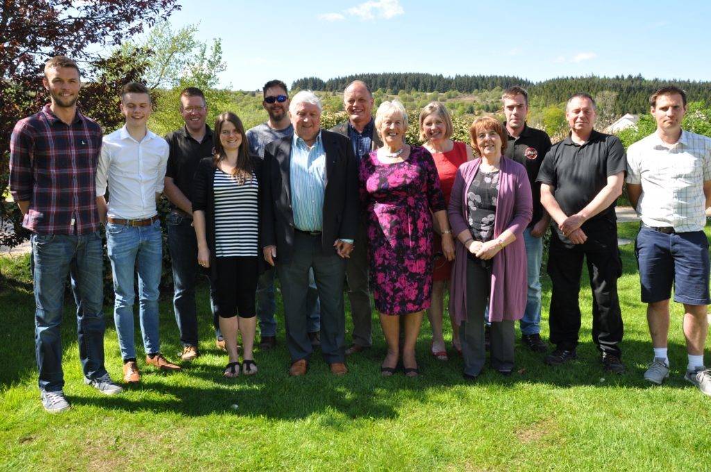 Arran Dairies celebrates 40 years in business