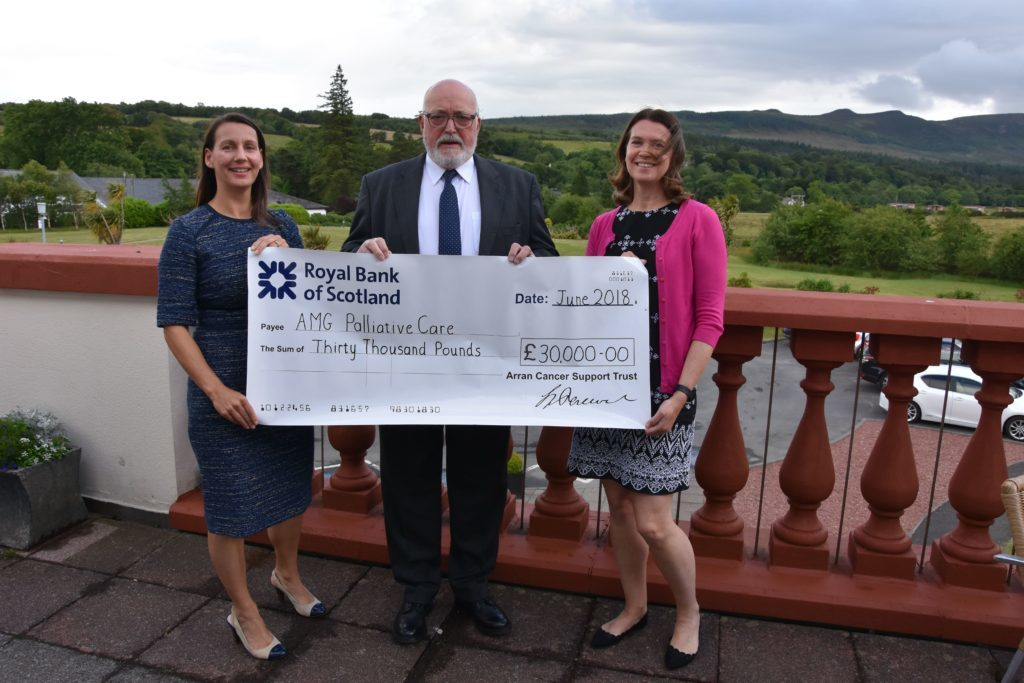 ArCaS in £100,000 cancer care boost